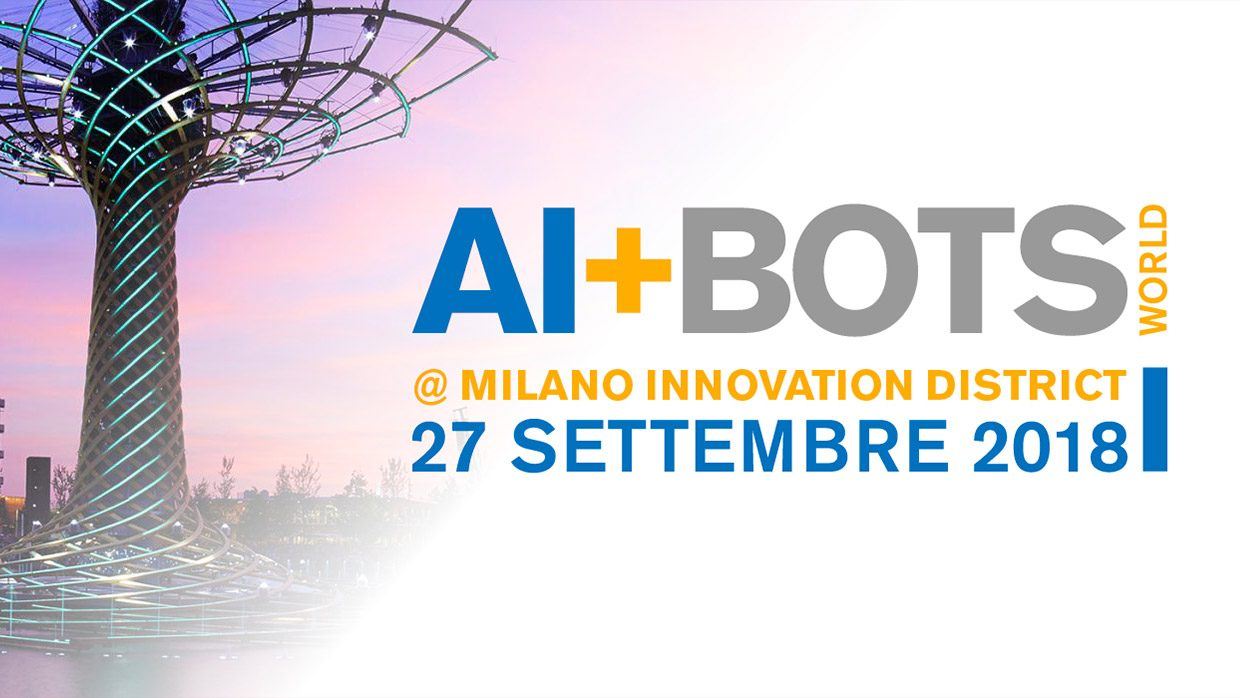 DigiBot sbarca a Milano all'AI+BOTS